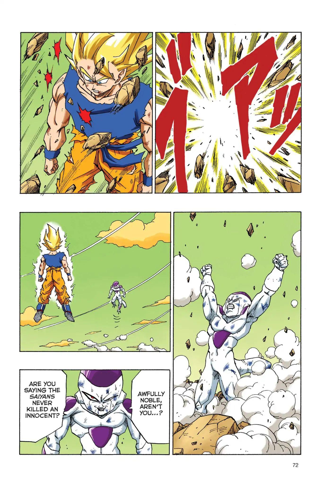 Dragon Ball Full Color Freeza Arc Chapter 73  Online Free Manga Read Image 9