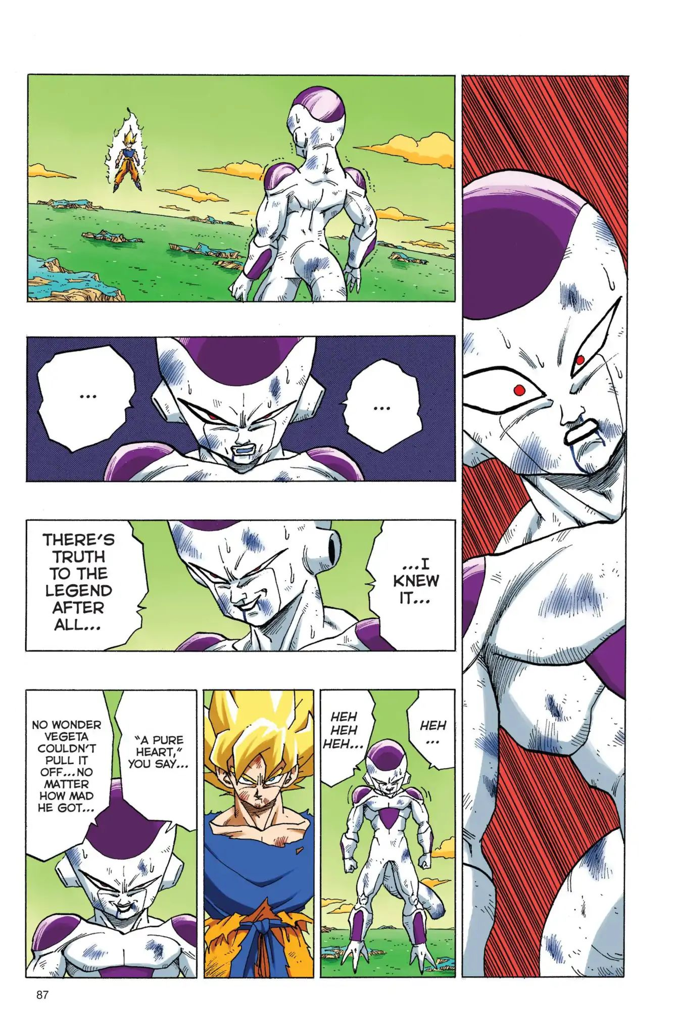 Dragon Ball Full Color Freeza Arc Chapter 74  Online Free Manga Read Image 10