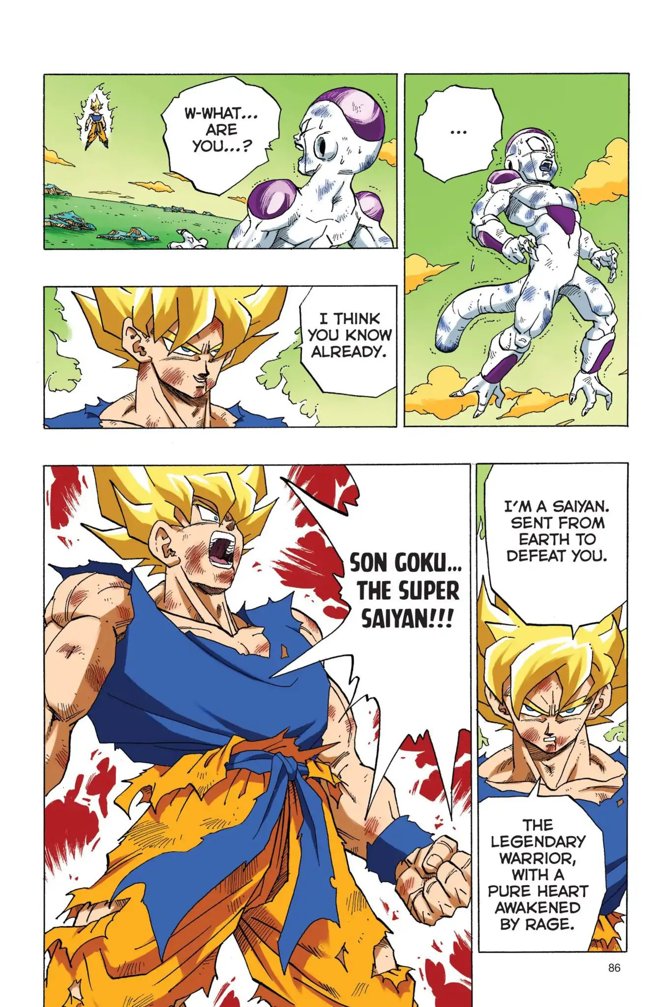 Dragon Ball Full Color Freeza Arc Chapter 74  Online Free Manga Read Image 9