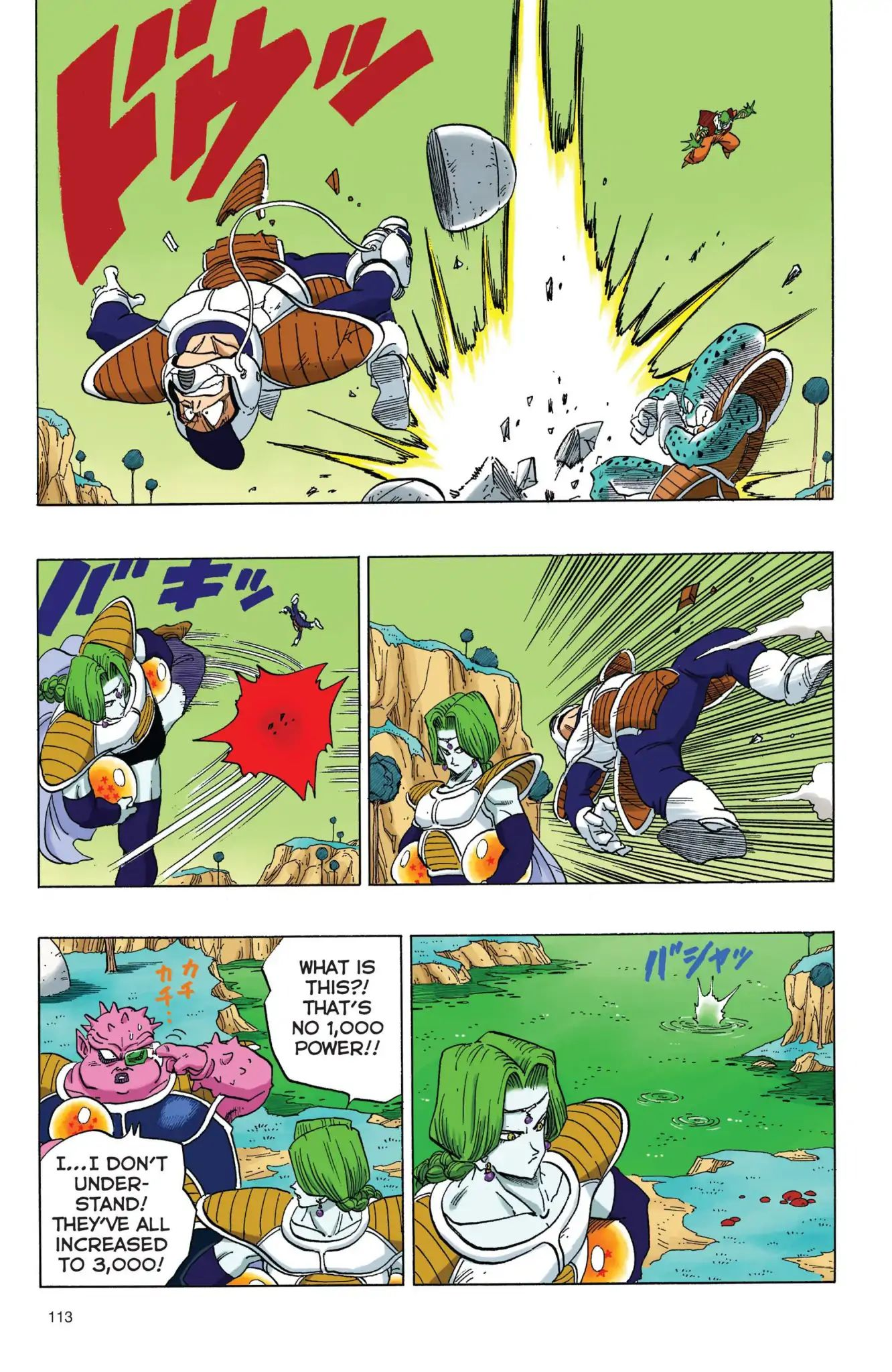 Dragon Ball Full Color Freeza Arc Chapter 8  Online Free Manga Read Image 10