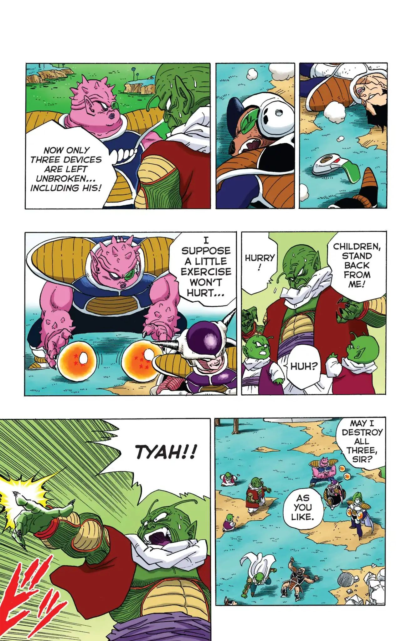 Dragon Ball Full Color Freeza Arc Chapter 8  Online Free Manga Read Image 12
