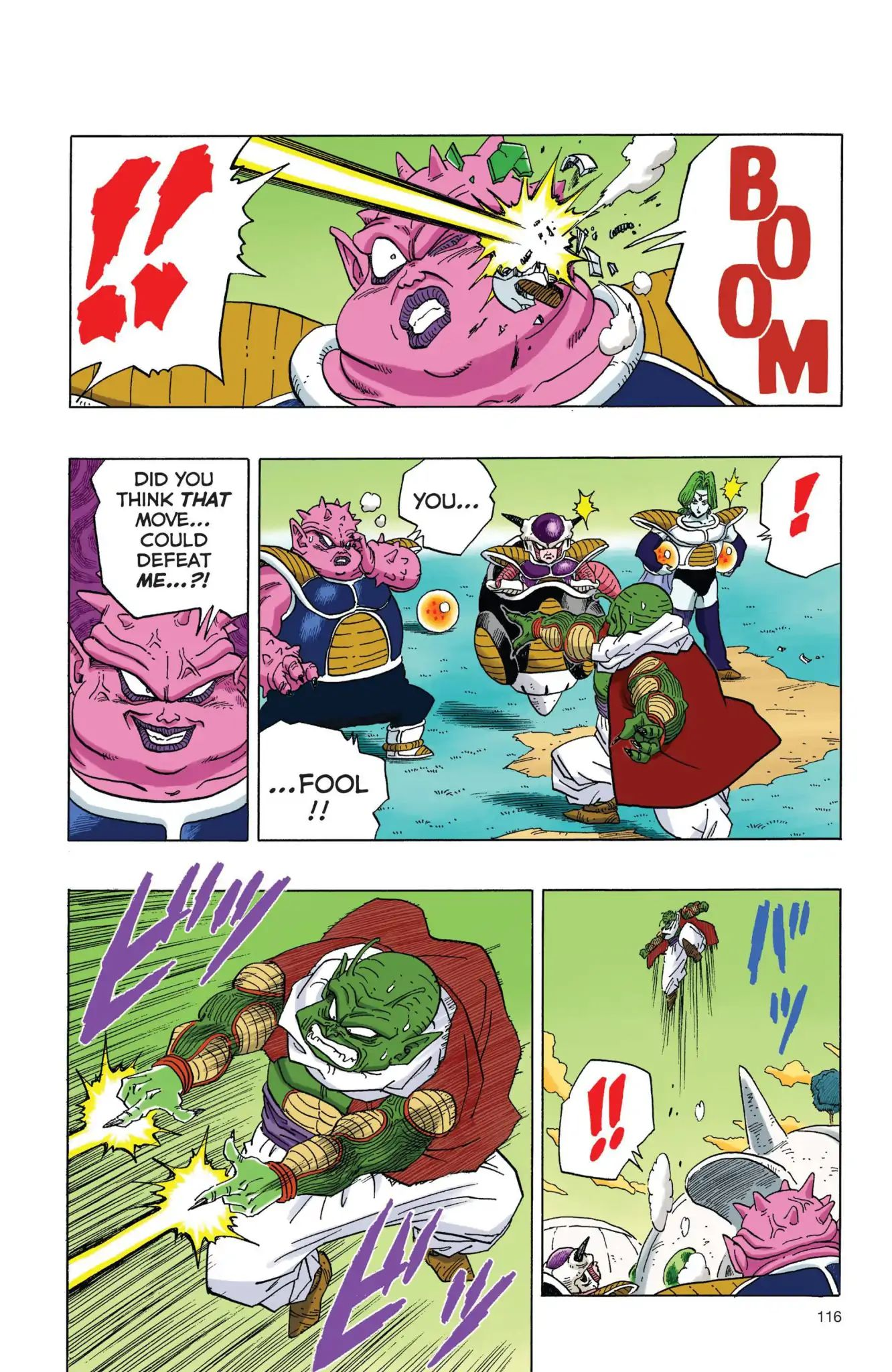 Dragon Ball Full Color Freeza Arc Chapter 8  Online Free Manga Read Image 13