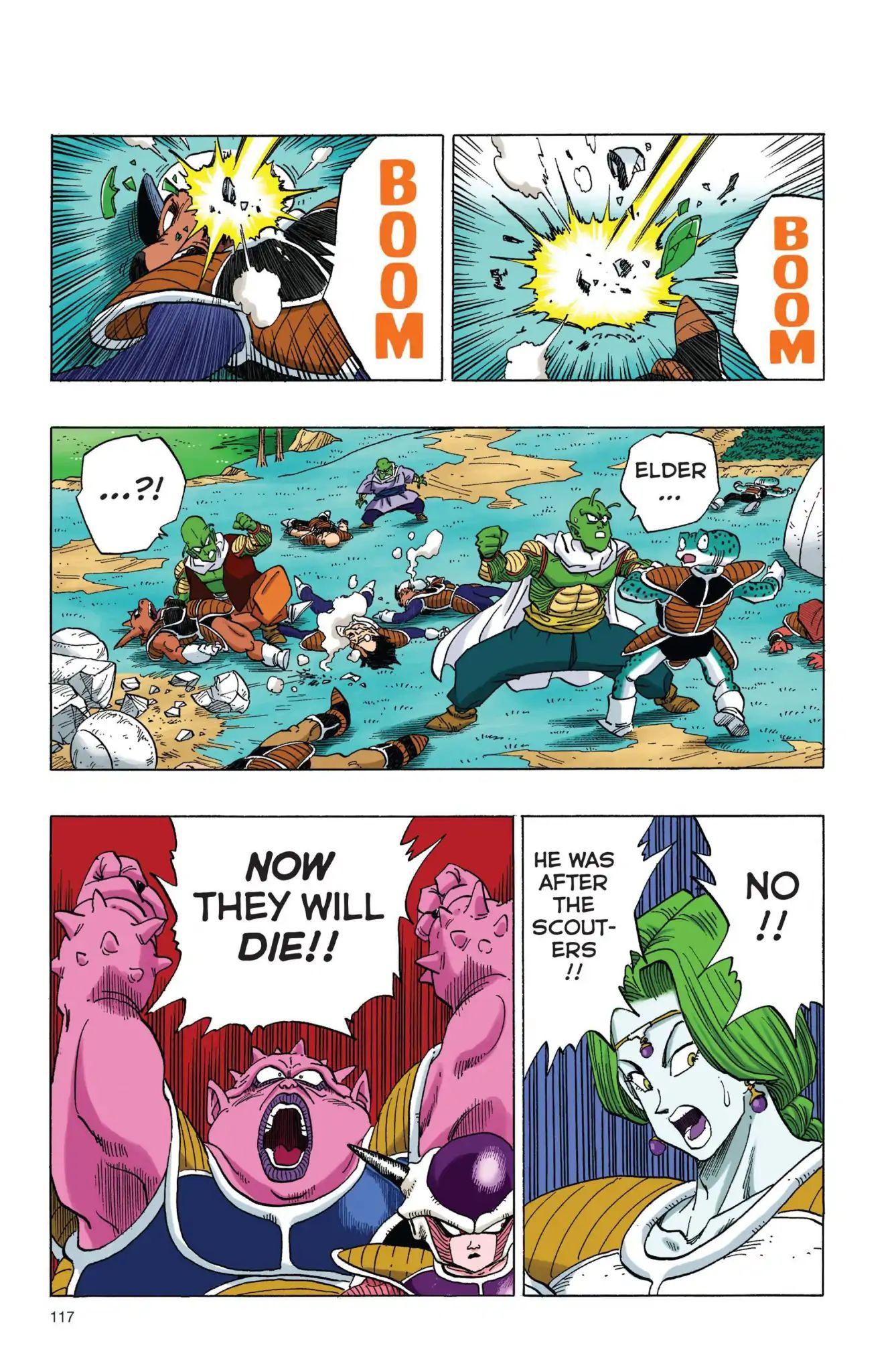 Dragon Ball Full Color Freeza Arc Chapter 8  Online Free Manga Read Image 14