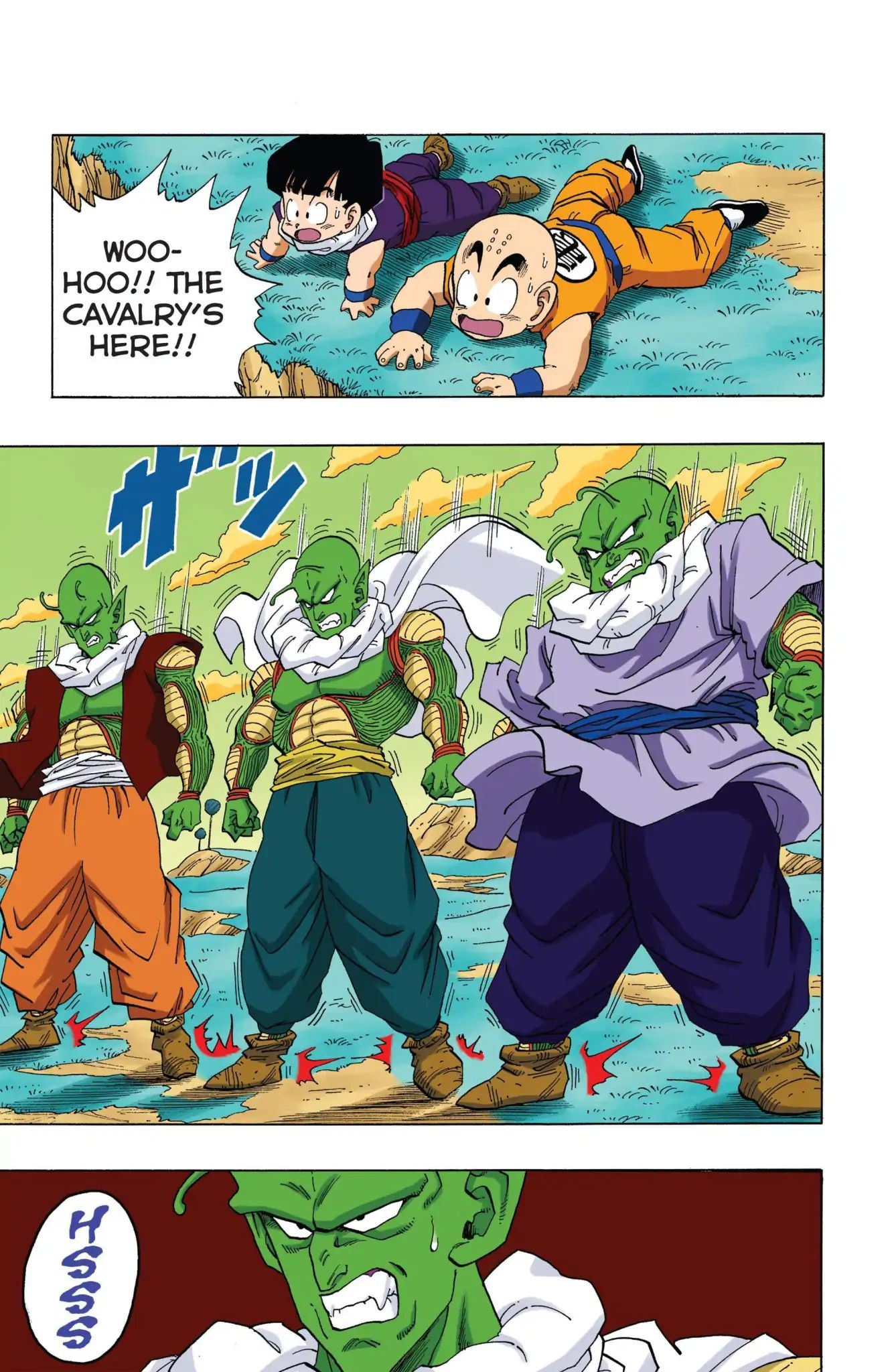 Dragon Ball Full Color Freeza Arc Chapter 8  Online Free Manga Read Image 2