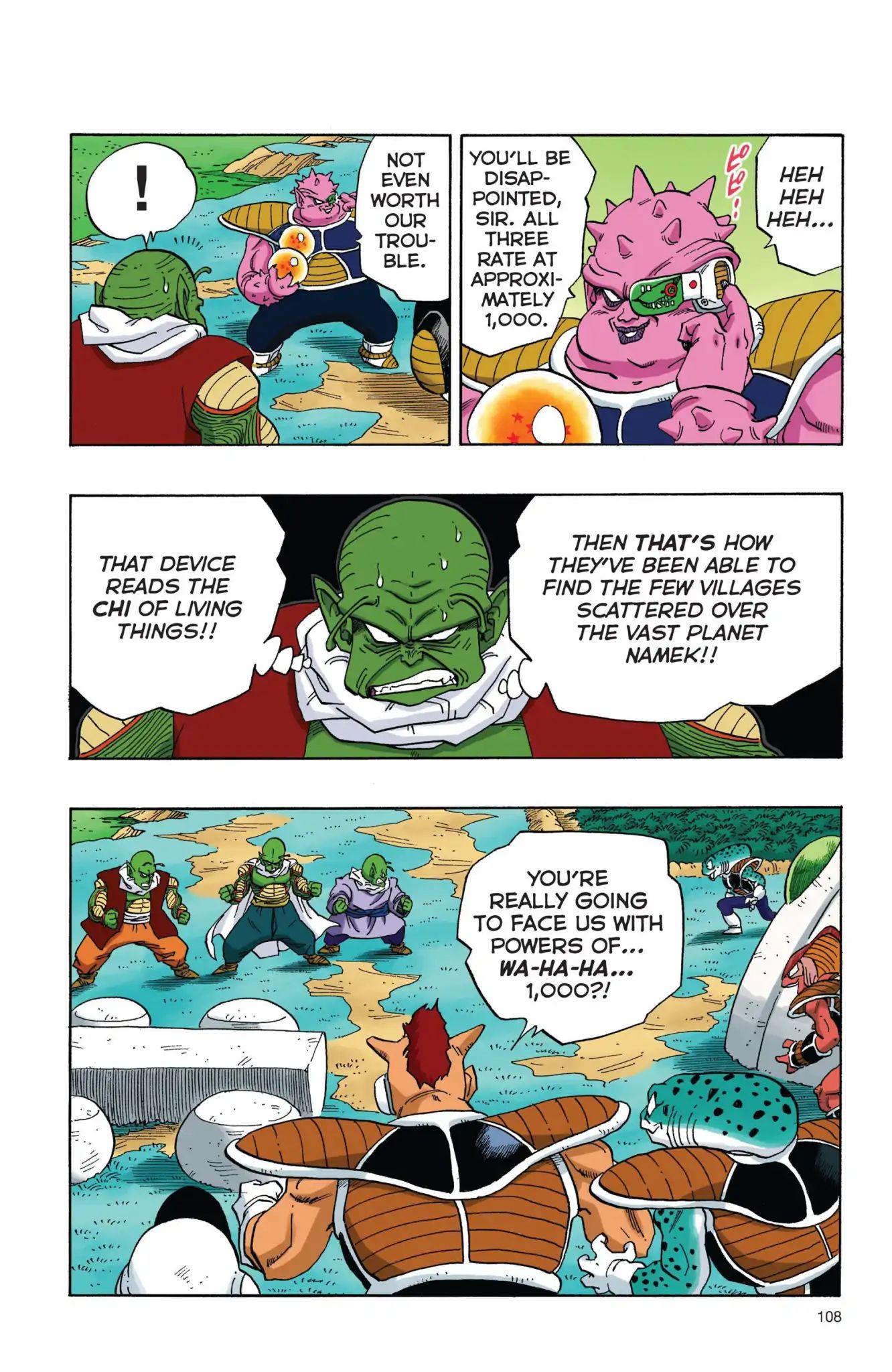 Dragon Ball Full Color Freeza Arc Chapter 8  Online Free Manga Read Image 5