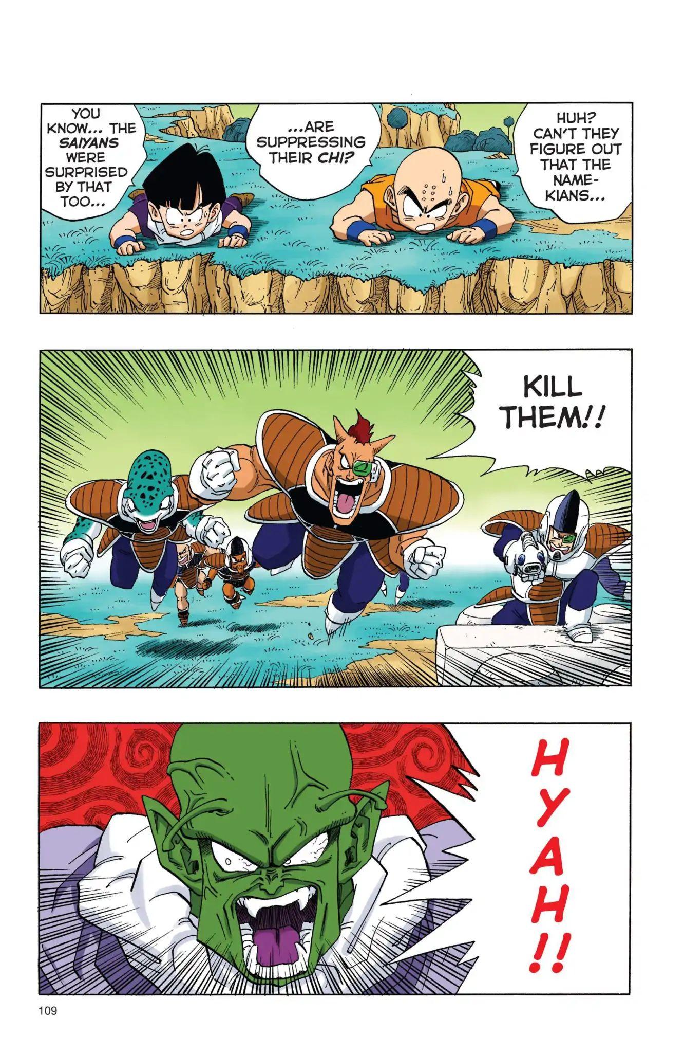 Dragon Ball Full Color Freeza Arc Chapter 8  Online Free Manga Read Image 6