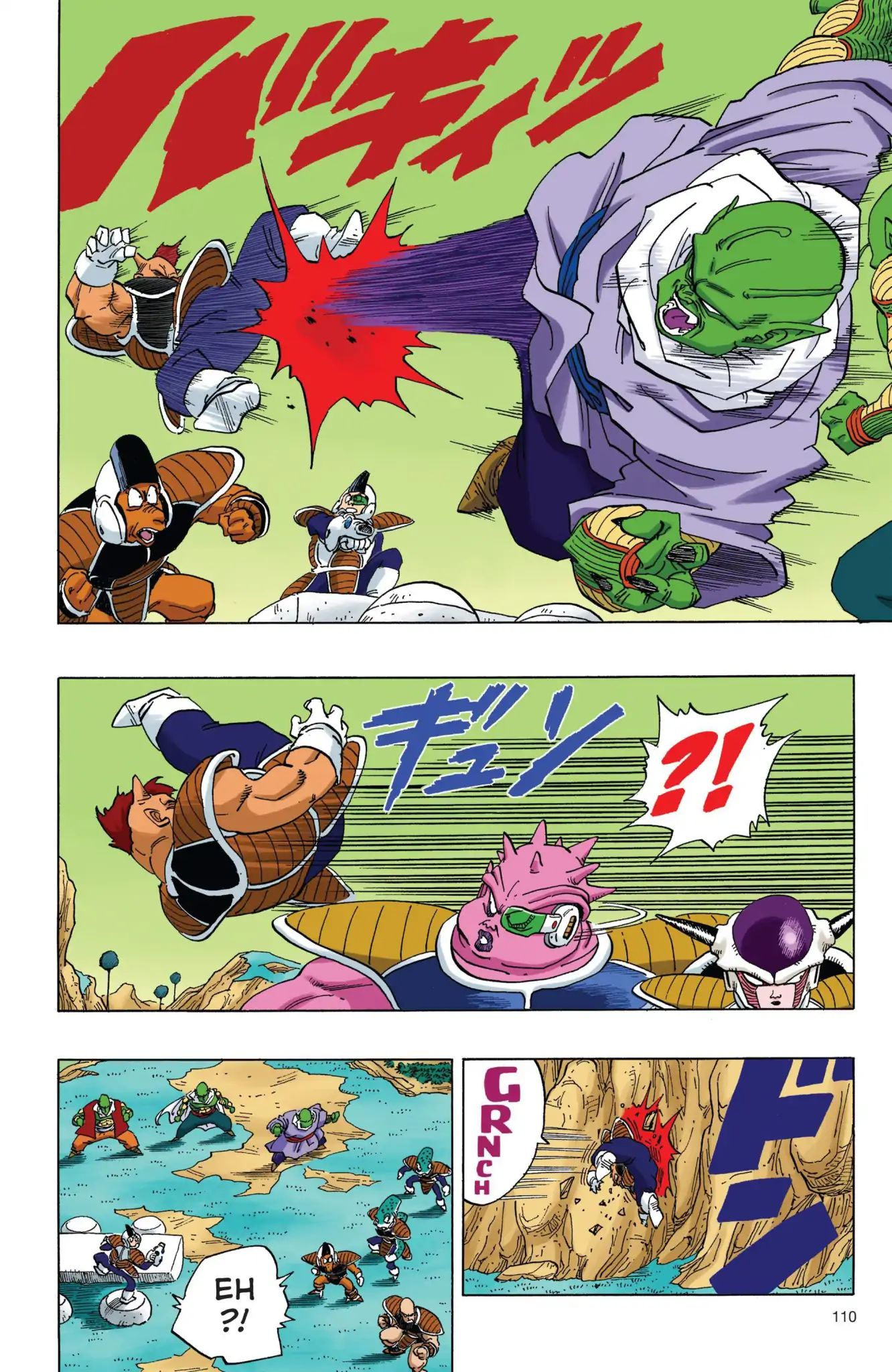 Dragon Ball Full Color Freeza Arc Chapter 8  Online Free Manga Read Image 7