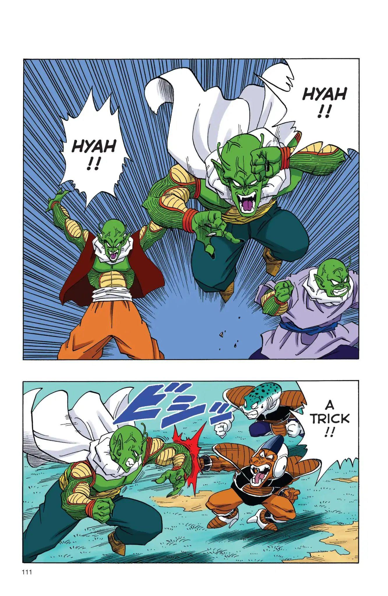 Dragon Ball Full Color Freeza Arc Chapter 8  Online Free Manga Read Image 8