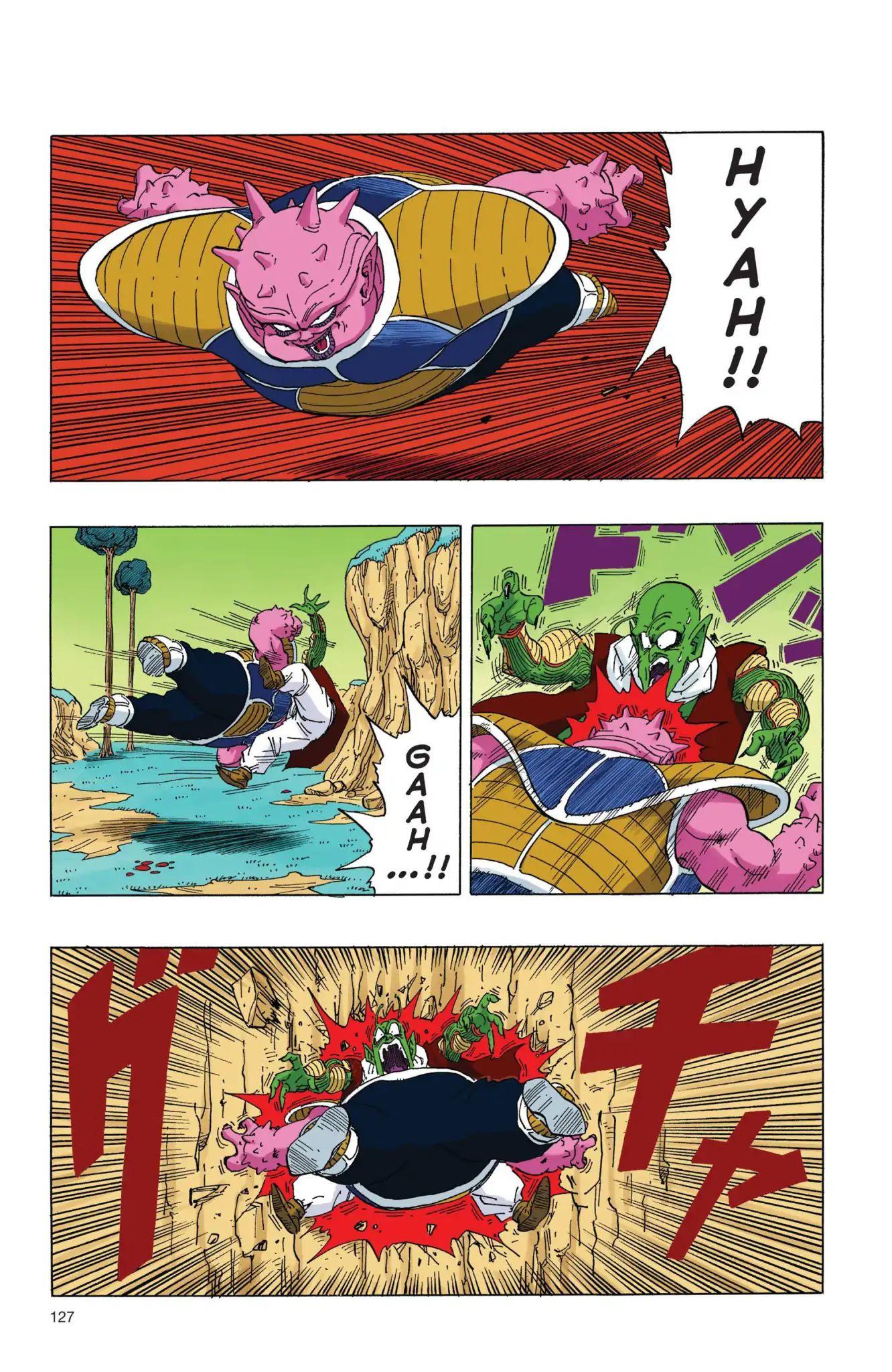 Dragon Ball Full Color Freeza Arc Chapter 9  Online Free Manga Read Image 10