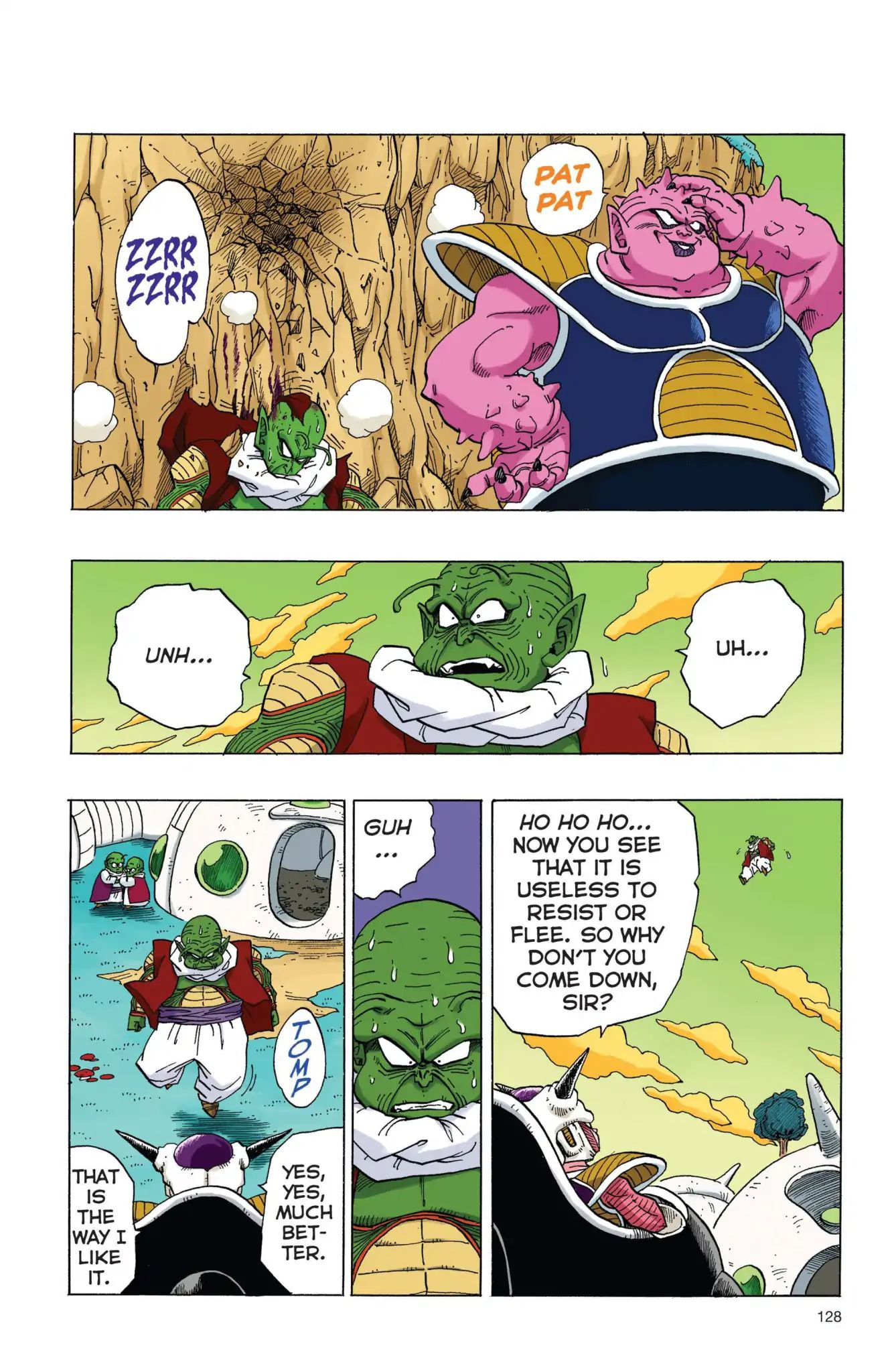 Dragon Ball Full Color Freeza Arc Chapter 9  Online Free Manga Read Image 11