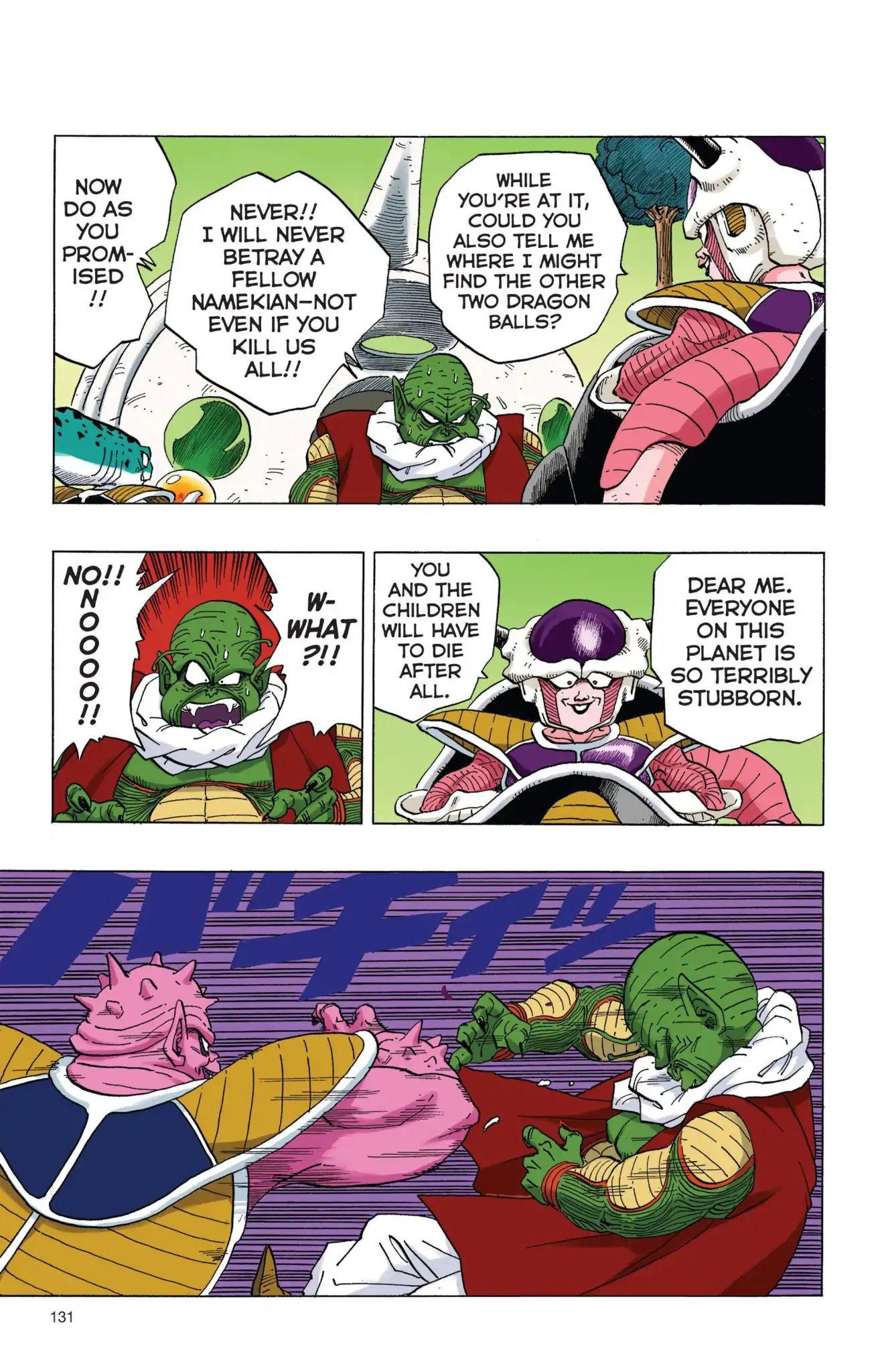Dragon Ball Full Color Freeza Arc Chapter 9  Online Free Manga Read Image 14