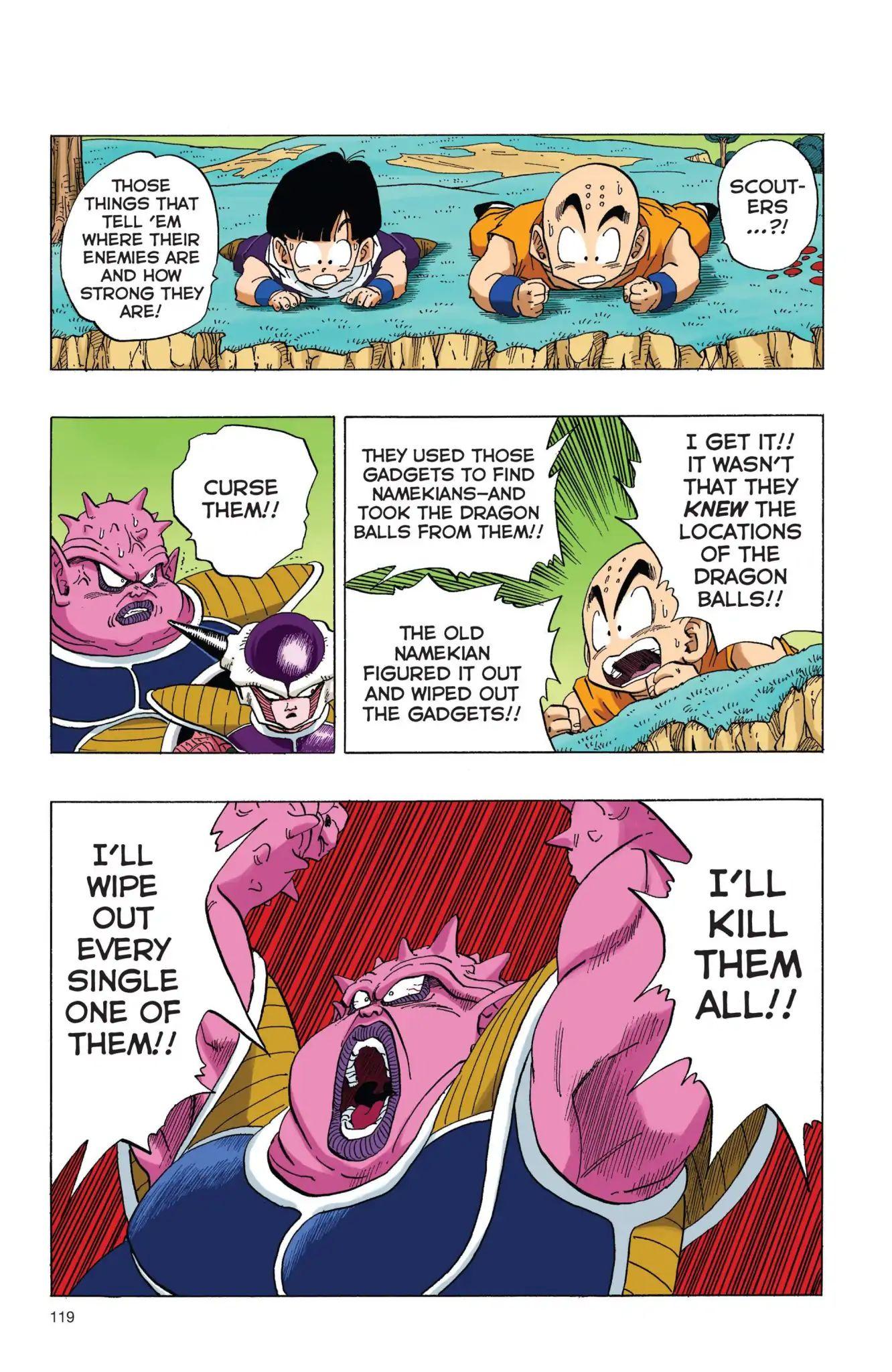 Dragon Ball Full Color Freeza Arc Chapter 9  Online Free Manga Read Image 2
