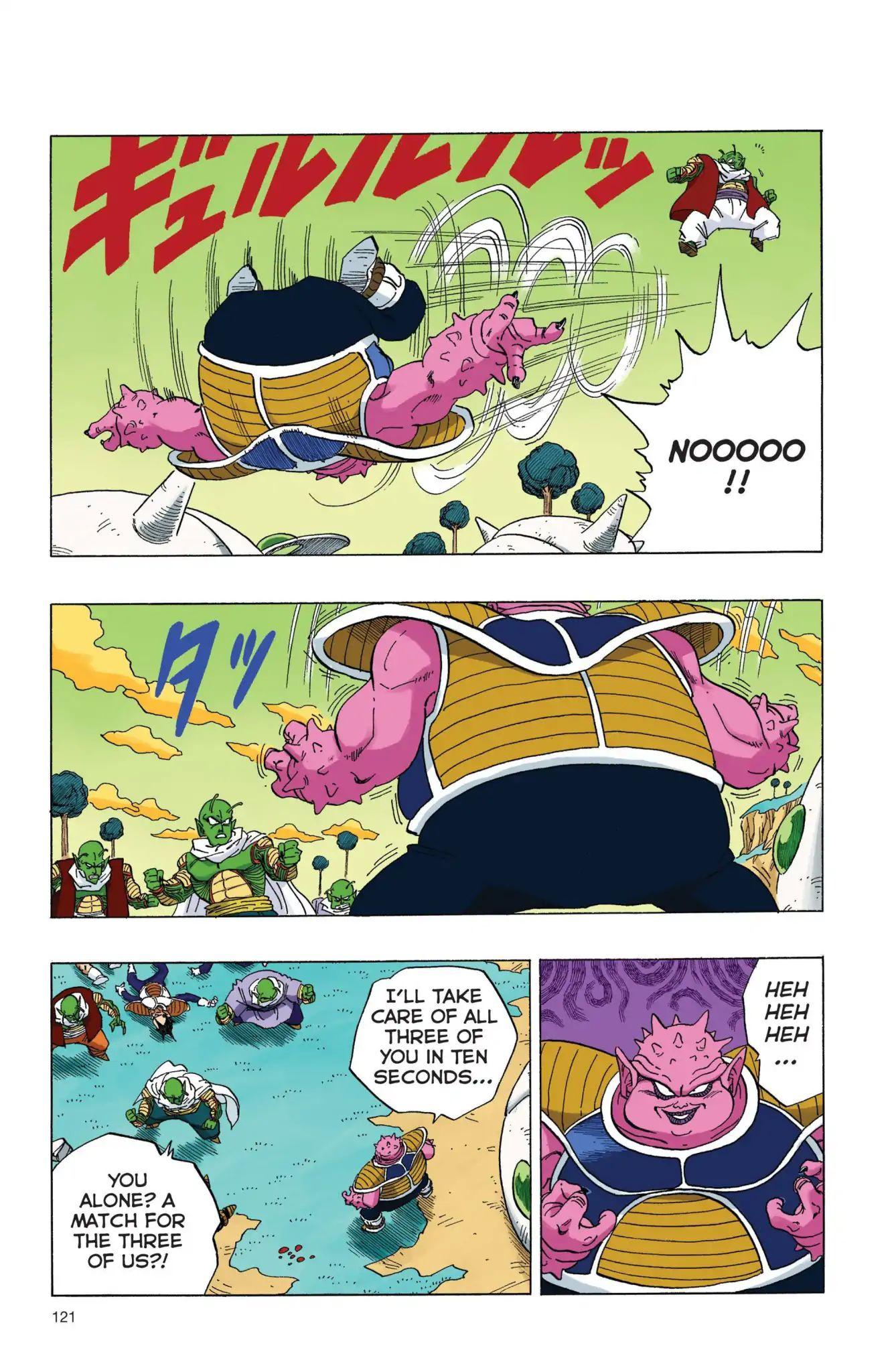 Dragon Ball Full Color Freeza Arc Chapter 9  Online Free Manga Read Image 4