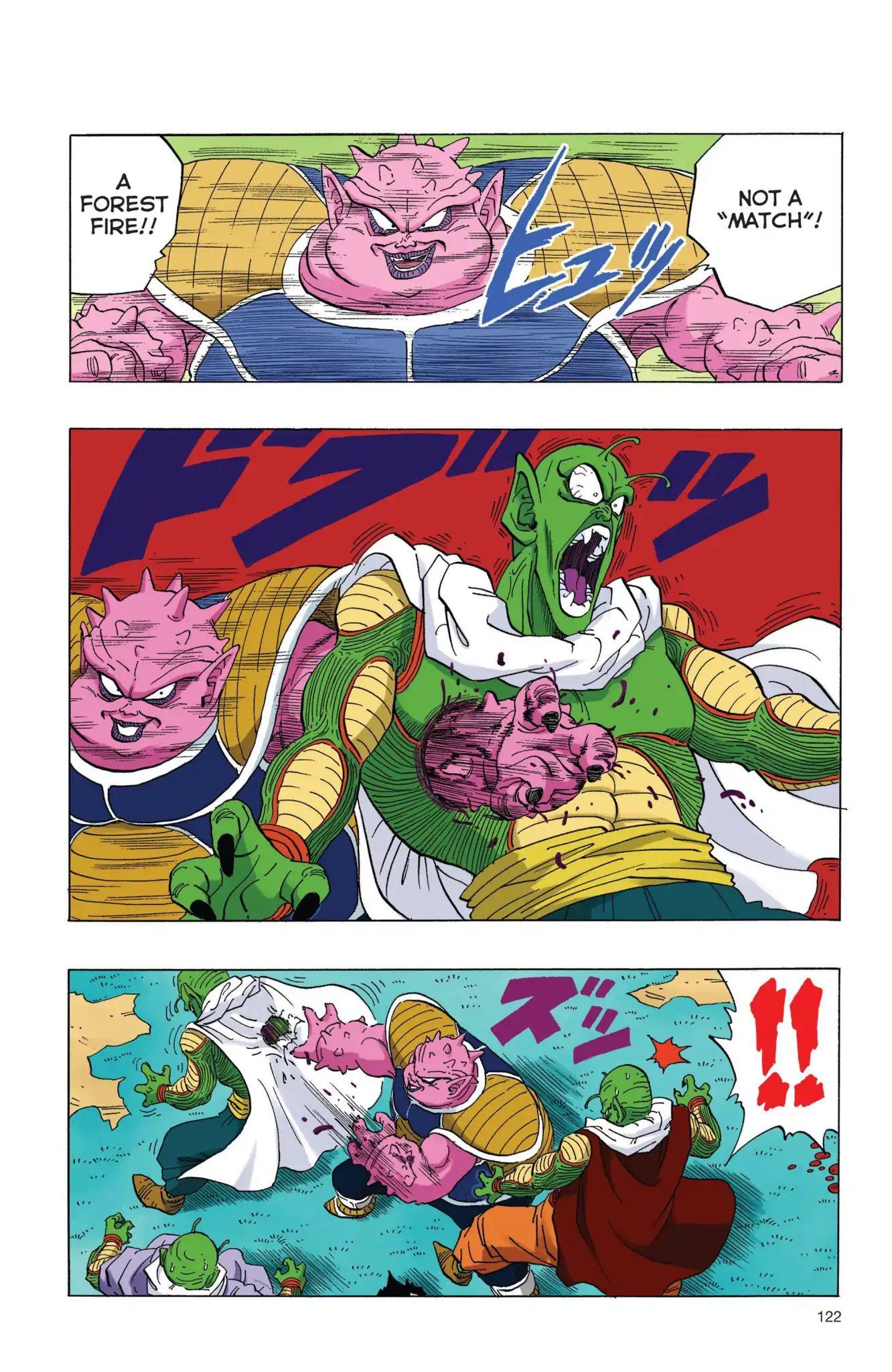 Dragon Ball Full Color Freeza Arc Chapter 9  Online Free Manga Read Image 5