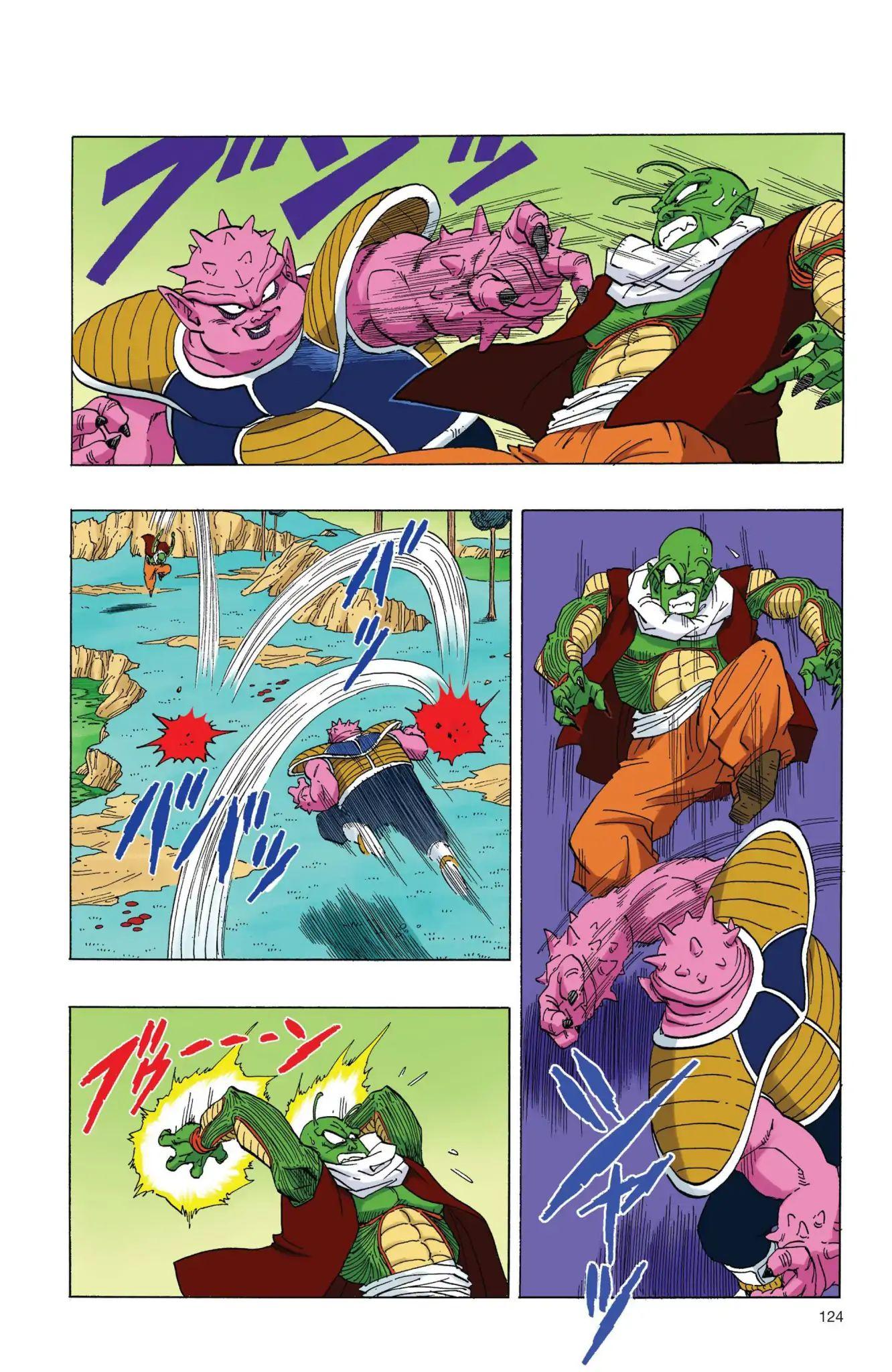 Dragon Ball Full Color Freeza Arc Chapter 9  Online Free Manga Read Image 7
