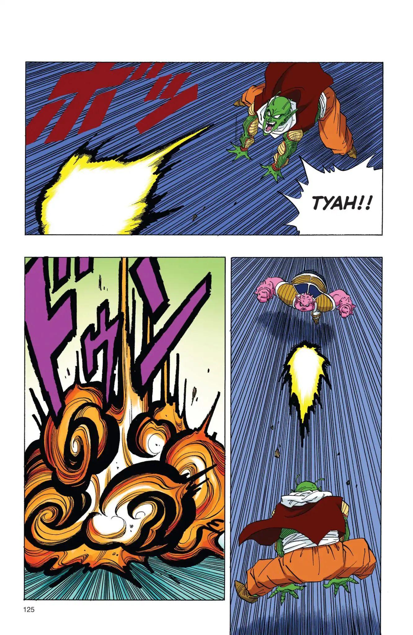 Dragon Ball Full Color Freeza Arc Chapter 9  Online Free Manga Read Image 8