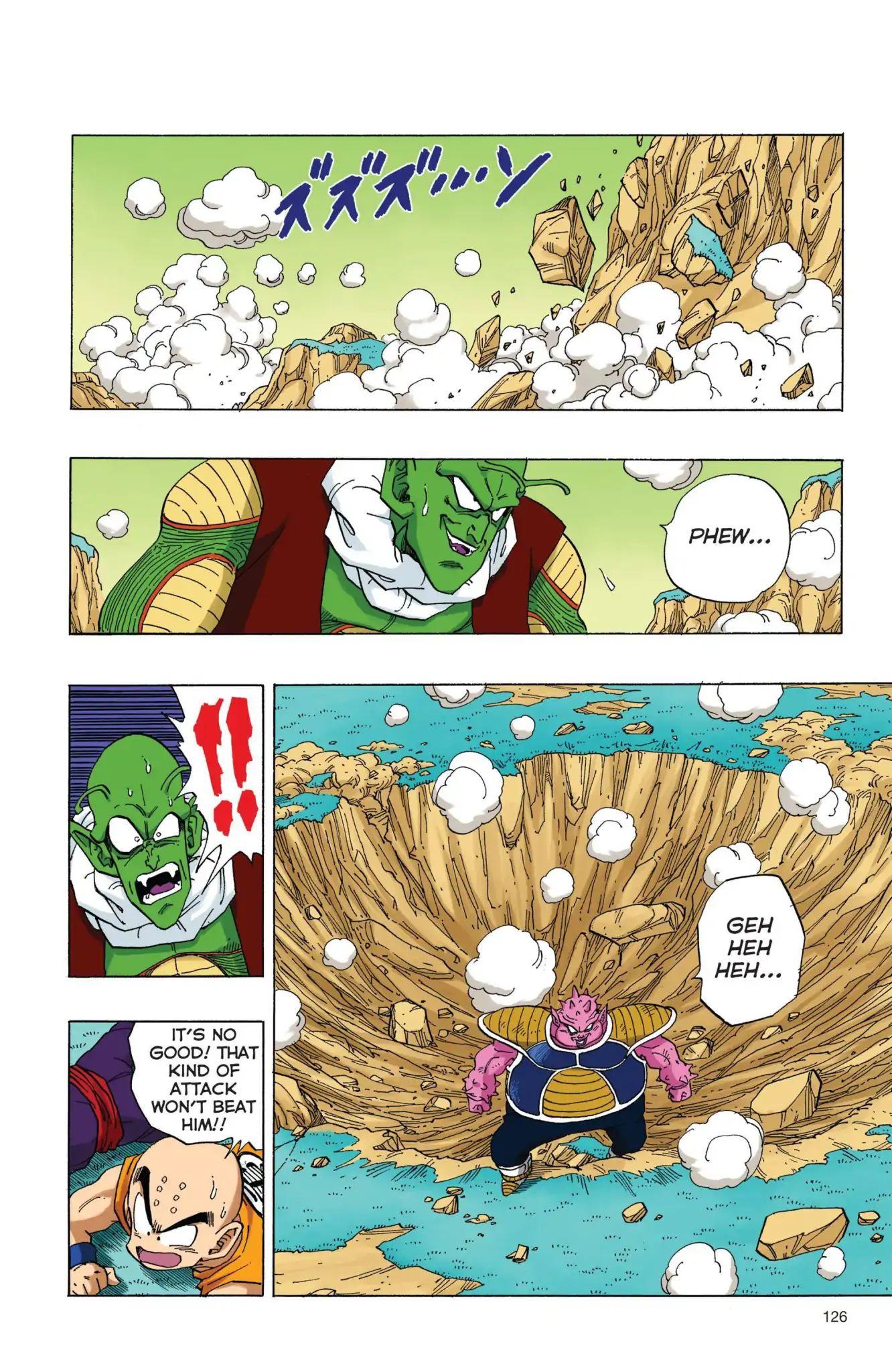 Dragon Ball Full Color Freeza Arc Chapter 9  Online Free Manga Read Image 9
