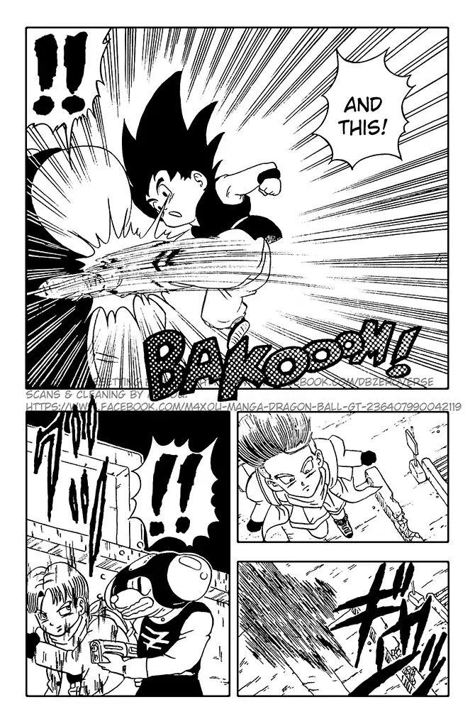 Dragon Ball GT Chapter 10  Online Free Manga Read Image 16