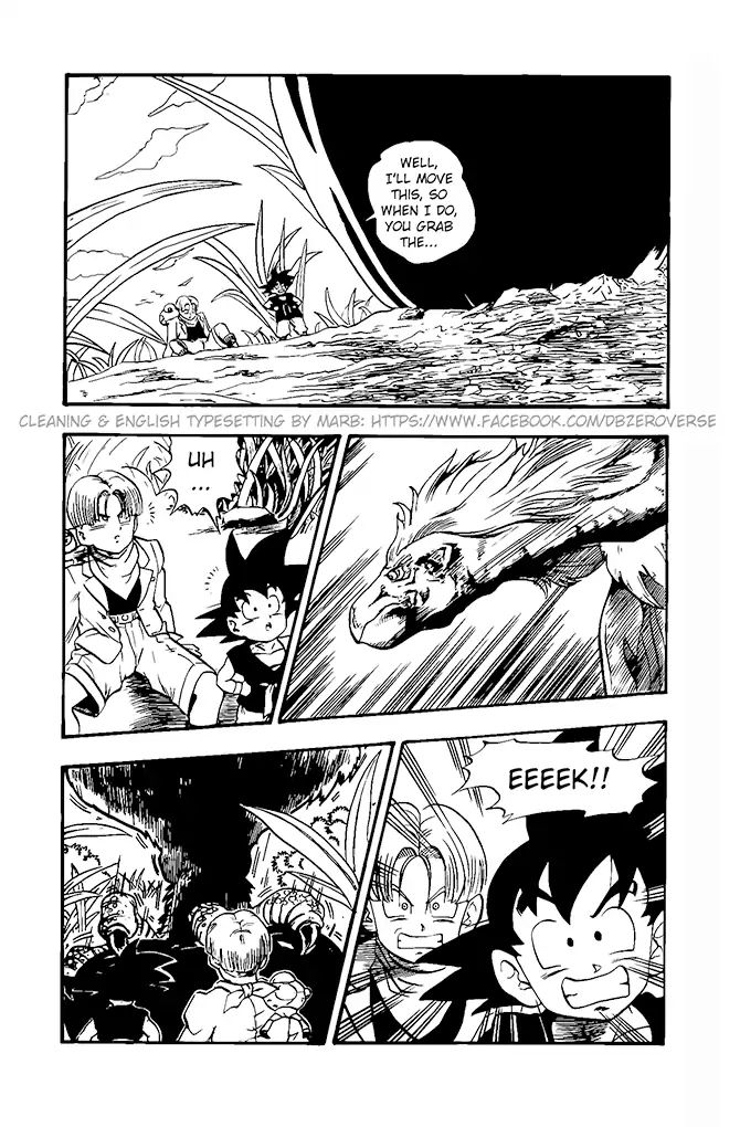 Dragon Ball GT Chapter 16  Online Free Manga Read Image 19