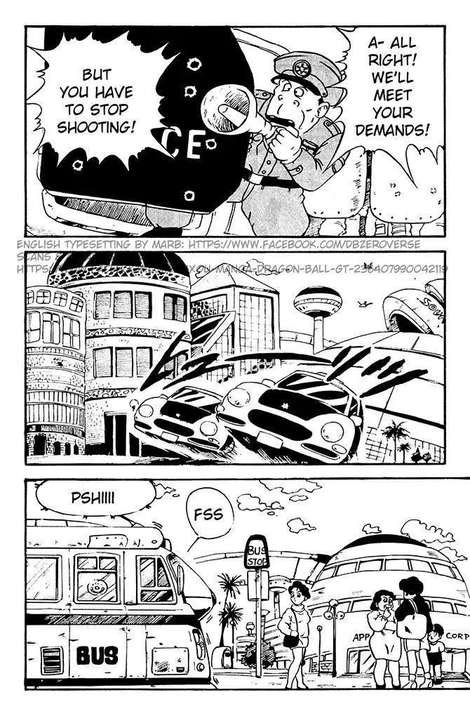 Dragon Ball GT Chapter 2  Online Free Manga Read Image 21
