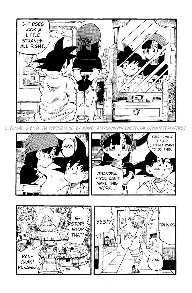 Dragon Ball GT Chapter 20  Online Free Manga Read Image 14