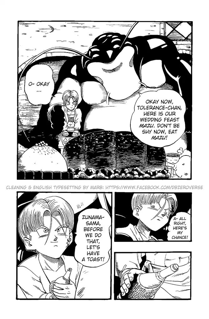 Dragon Ball GT Chapter 21  Online Free Manga Read Image 19