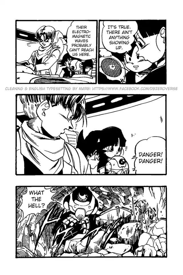 Dragon Ball GT Chapter 26  Online Free Manga Read Image 20