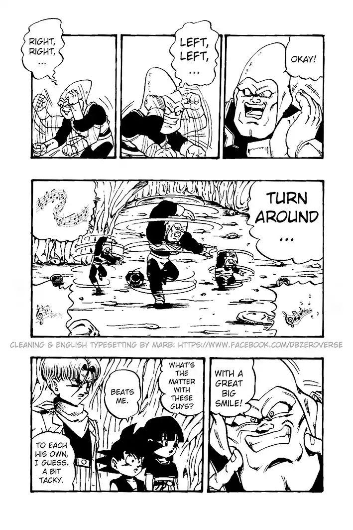 Dragon Ball GT Chapter 28  Online Free Manga Read Image 14