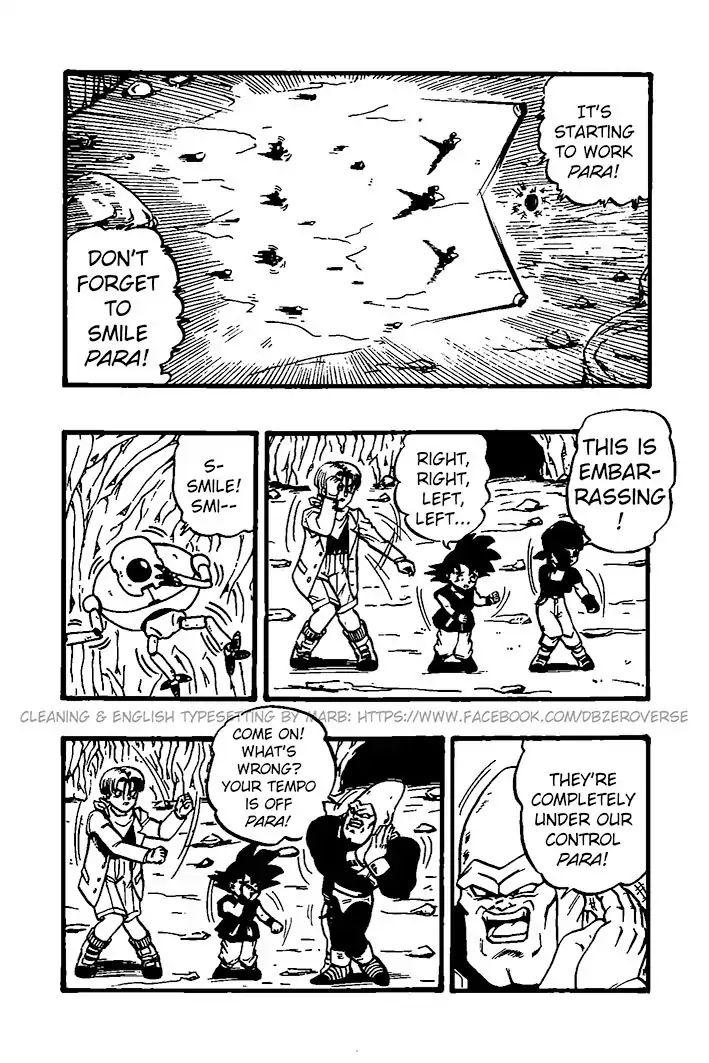 Dragon Ball GT Chapter 28  Online Free Manga Read Image 17