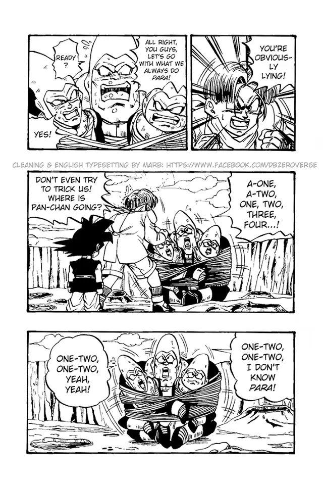 Dragon Ball GT Chapter 30  Online Free Manga Read Image 2