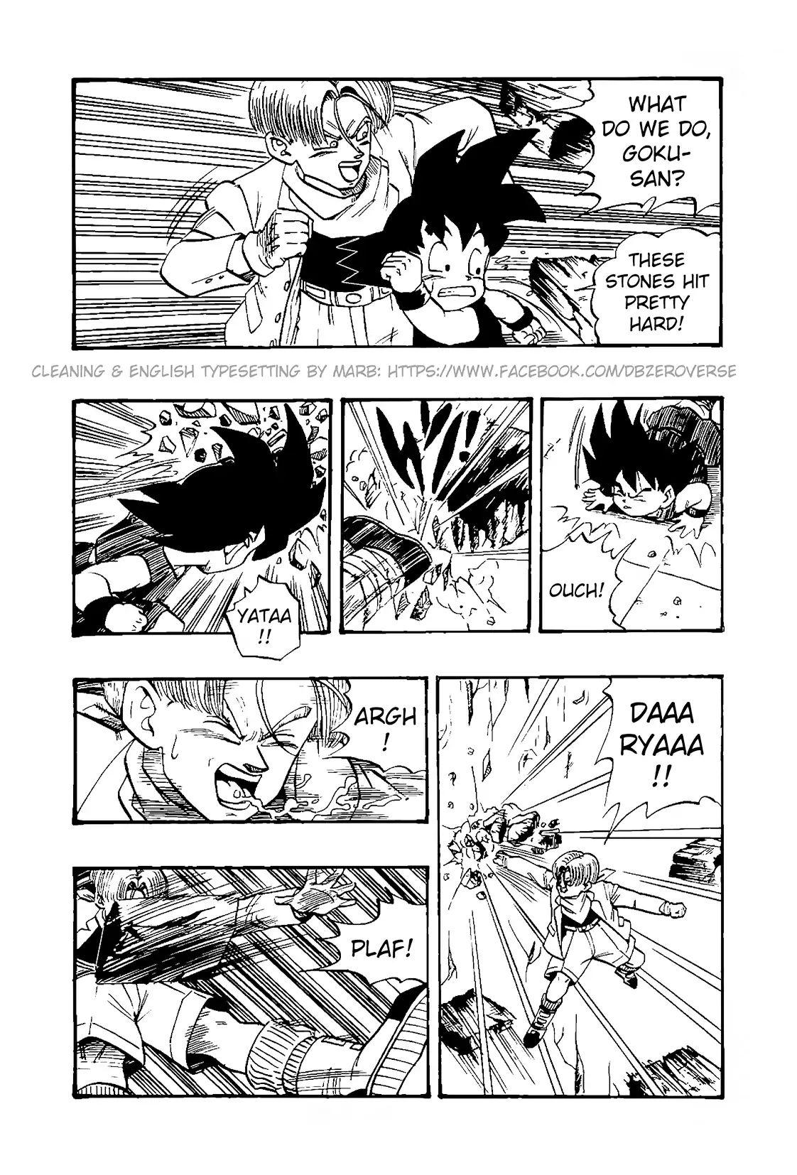Dragon Ball GT Chapter 32  Online Free Manga Read Image 16