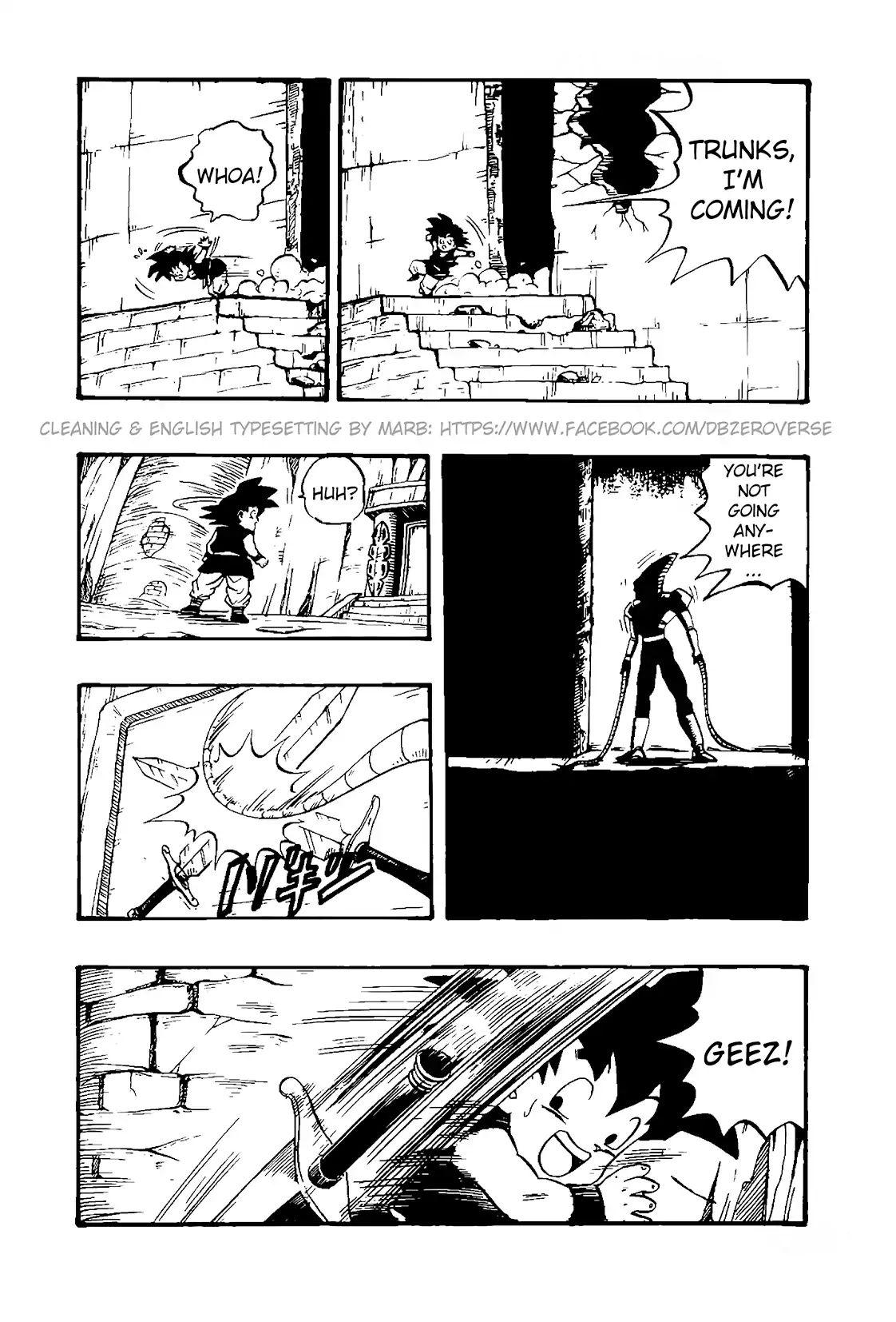 Dragon Ball GT Chapter 32  Online Free Manga Read Image 20