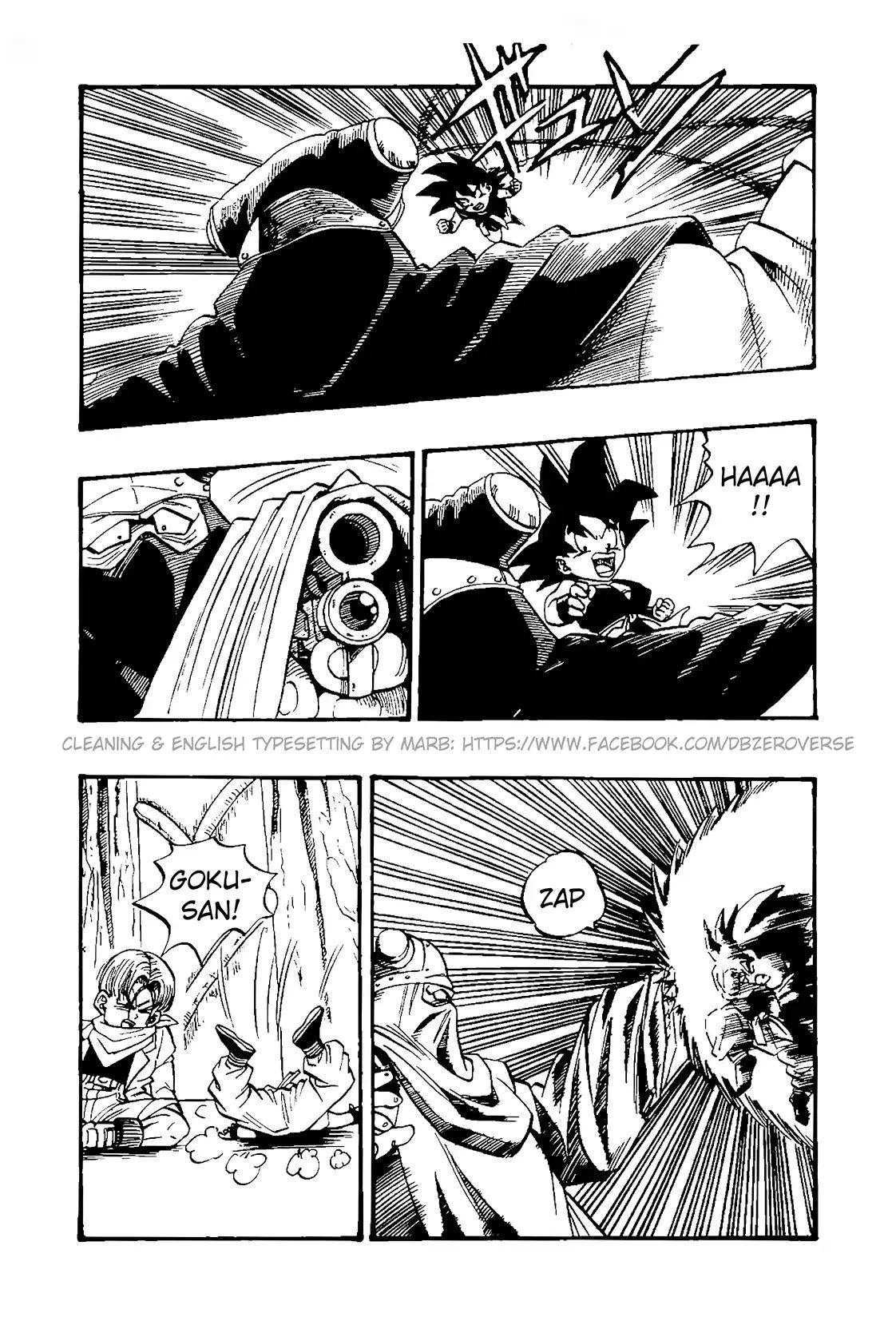 Dragon Ball GT Chapter 32  Online Free Manga Read Image 3