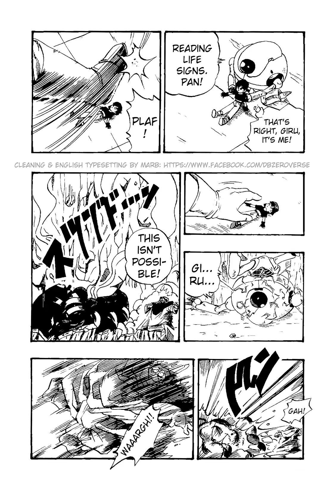 Dragon Ball GT Chapter 32  Online Free Manga Read Image 8