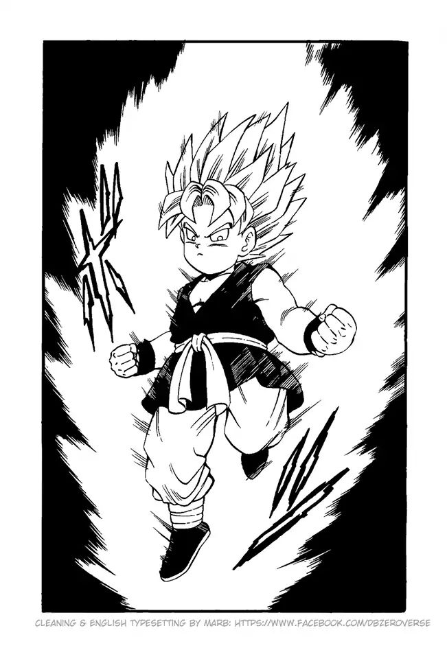 Dragon Ball GT Chapter 33  Online Free Manga Read Image 12