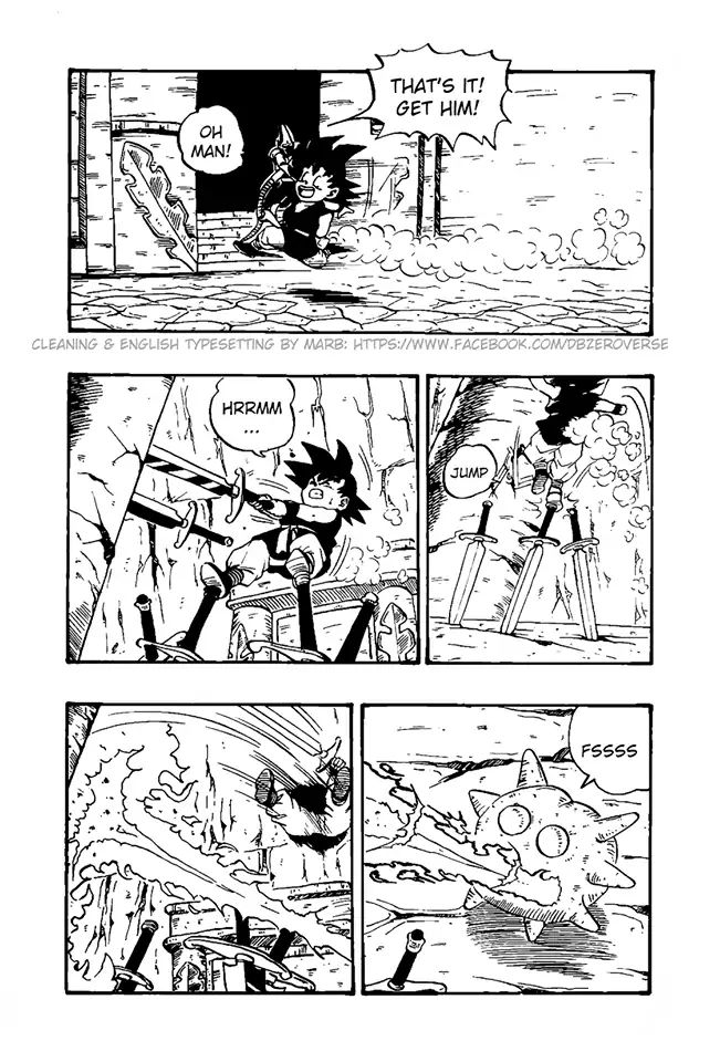 Dragon Ball GT Chapter 33  Online Free Manga Read Image 7