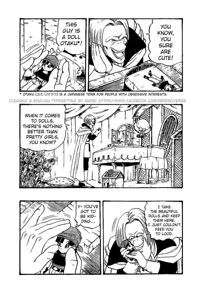 Dragon Ball GT Chapter 34  Online Free Manga Read Image 11