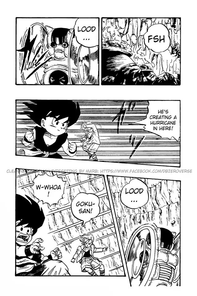 Dragon Ball GT Chapter 37  Online Free Manga Read Image 13
