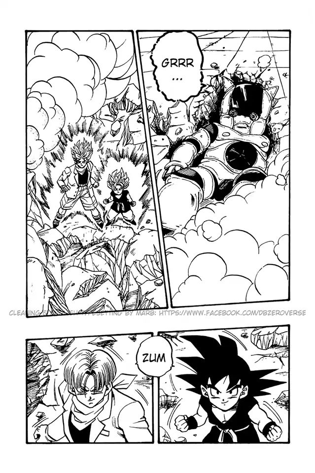 Dragon Ball GT Chapter 37  Online Free Manga Read Image 5