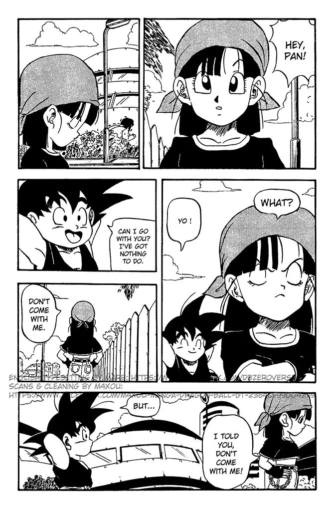 Dragon Ball GT Chapter 5  Online Free Manga Read Image 10