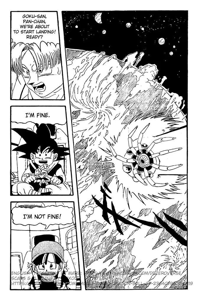 Dragon Ball GT Chapter 7  Online Free Manga Read Image 10