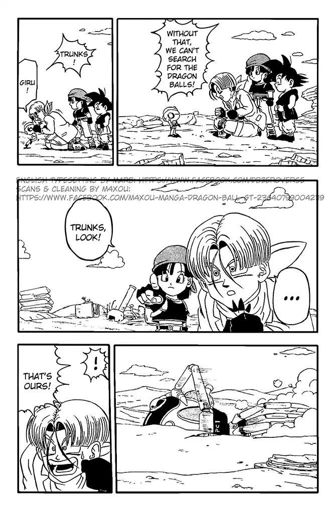 Dragon Ball GT Chapter 8  Online Free Manga Read Image 20