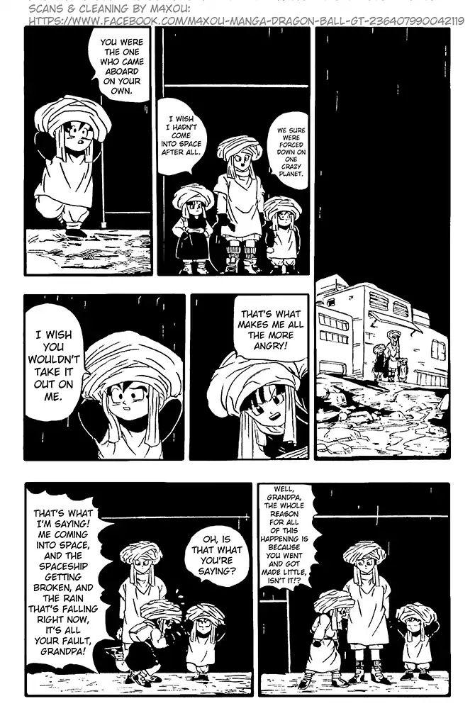 Dragon Ball GT Chapter 8  Online Free Manga Read Image 8