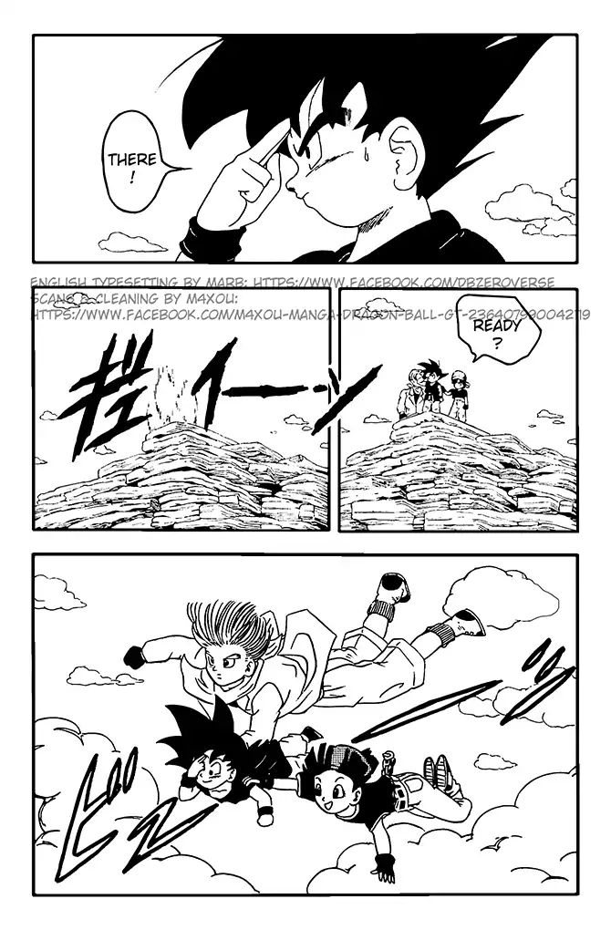 Dragon Ball GT Chapter 9  Online Free Manga Read Image 12