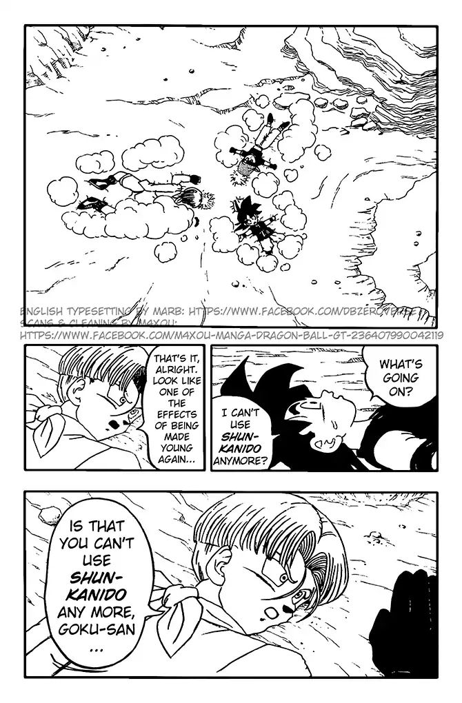 Dragon Ball GT Chapter 9  Online Free Manga Read Image 15