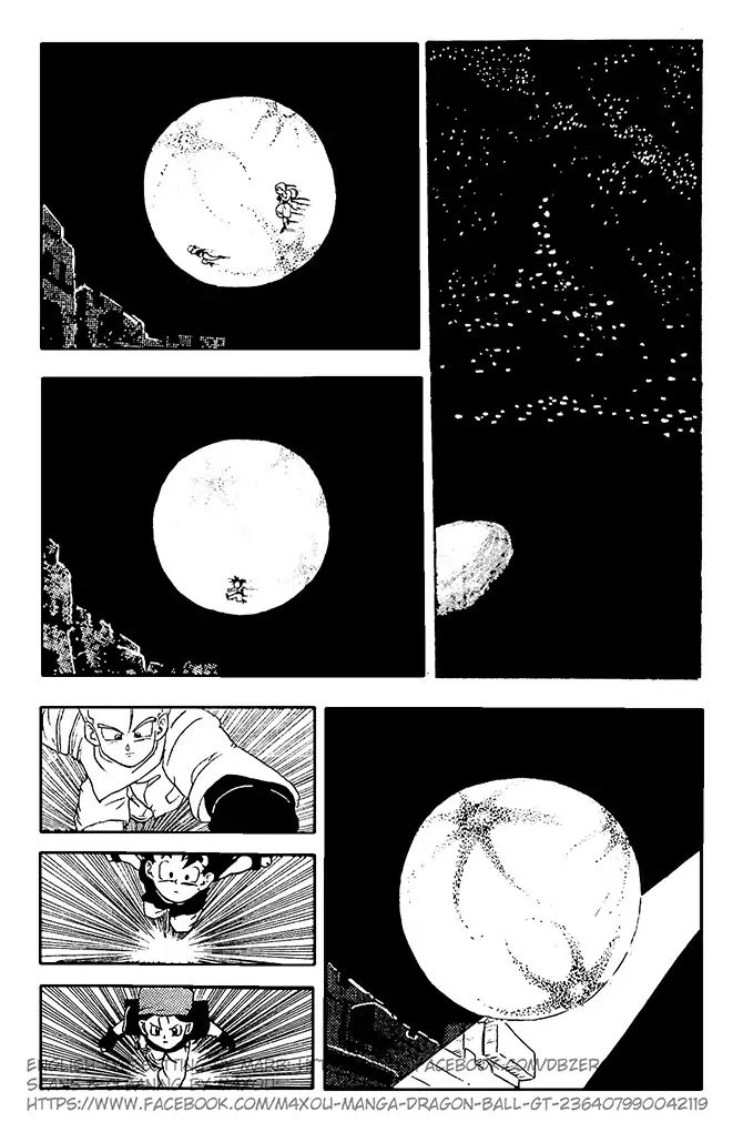 Dragon Ball GT Chapter 9  Online Free Manga Read Image 20