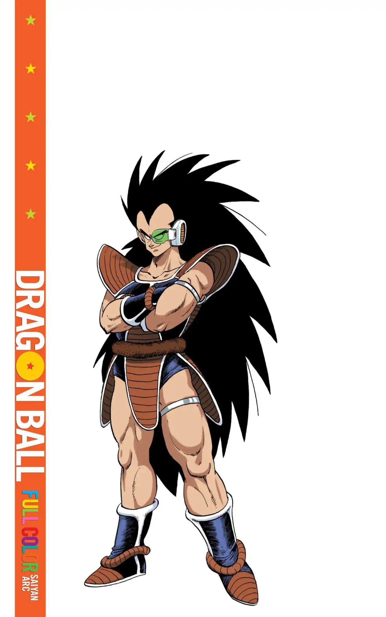 Dragon Ball Full Color Saiyan Arc Chapter 1  Online Free Manga Read Image 4