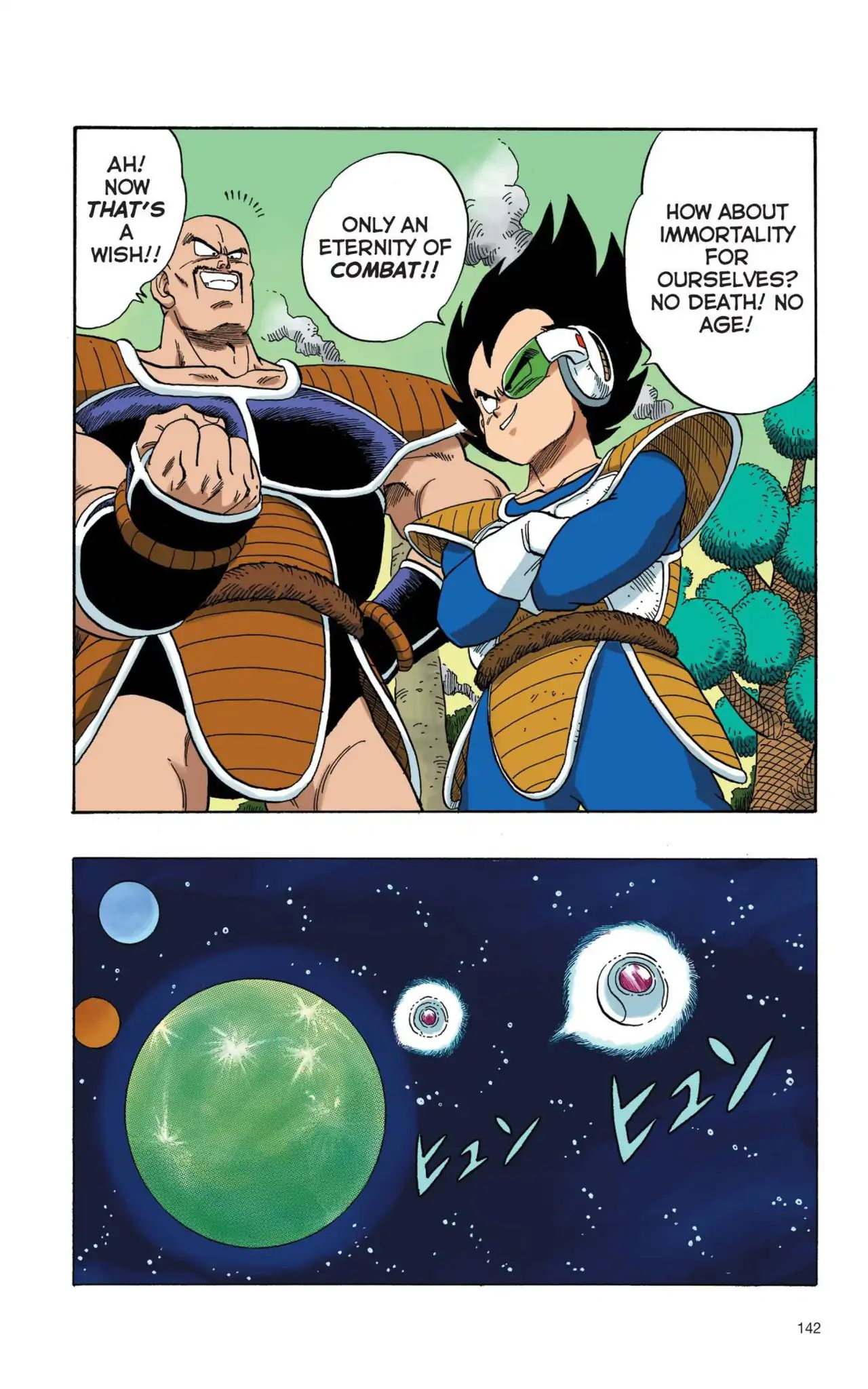 Dragon Ball Full Color Saiyan Arc Chapter 10  Online Free Manga Read Image 11