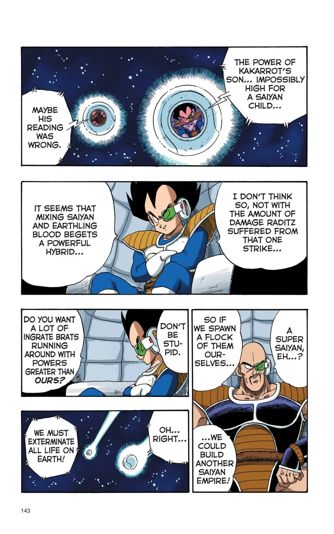 Dragon Ball Full Color Saiyan Arc Chapter 10  Online Free Manga Read Image 12