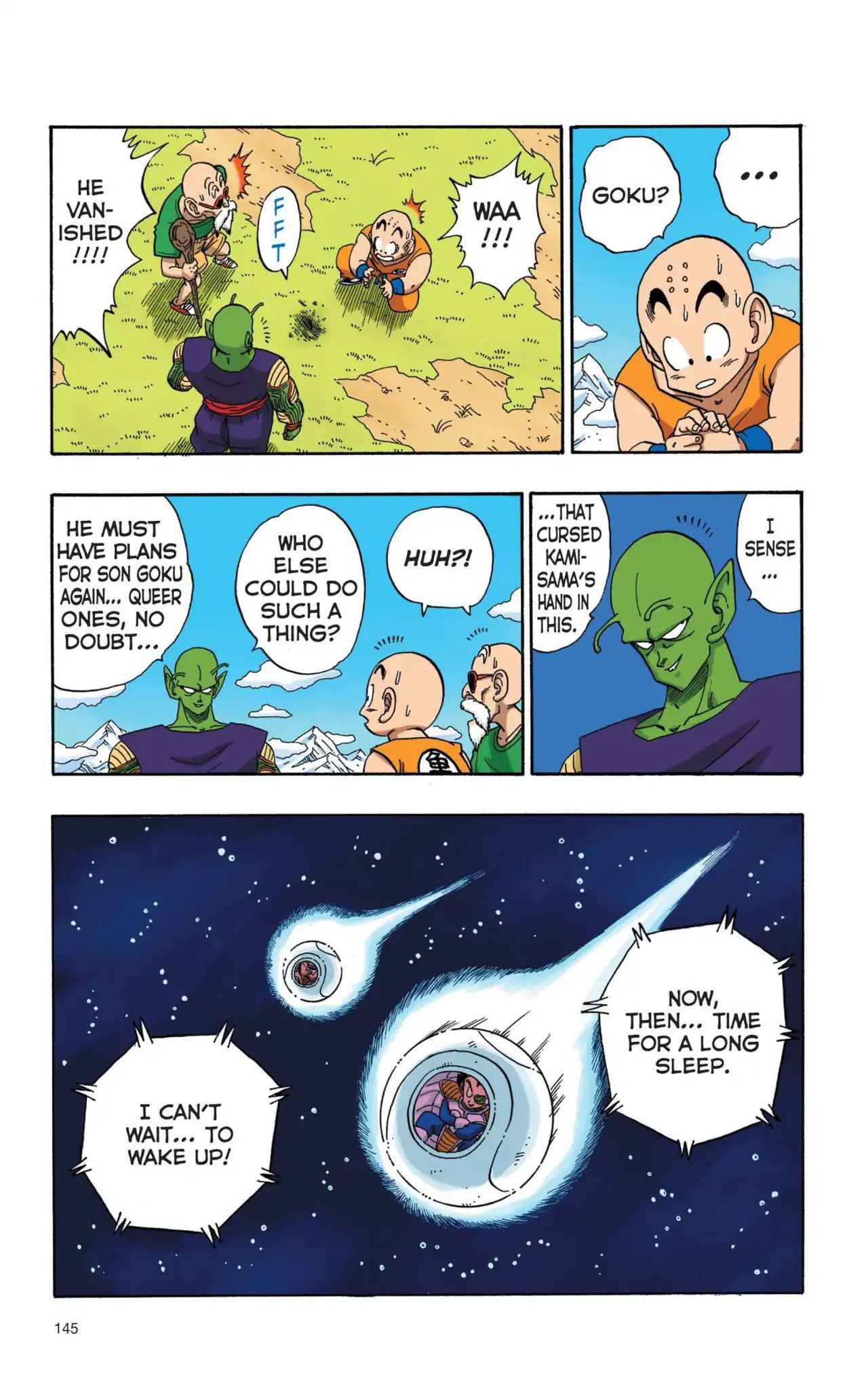 Dragon Ball Full Color Saiyan Arc Chapter 10  Online Free Manga Read Image 14